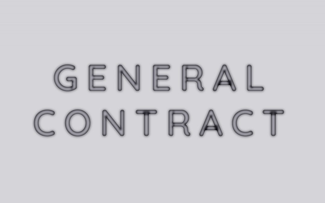 General Contract