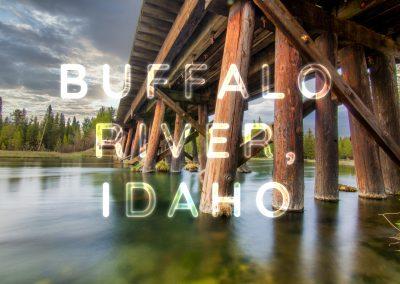 Buffalo River, Idaho
