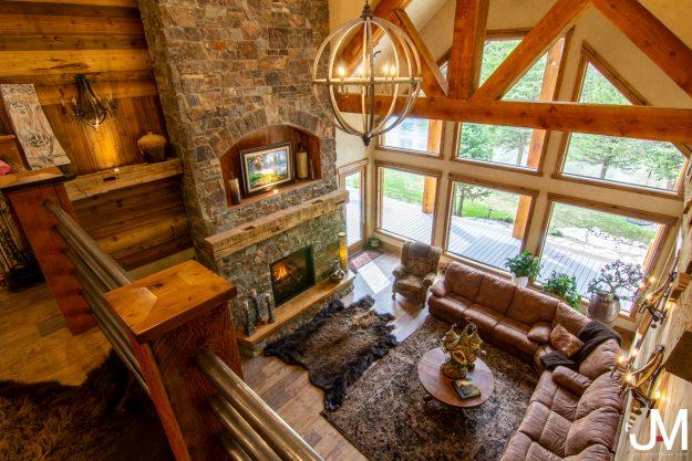 cabin interior architecture