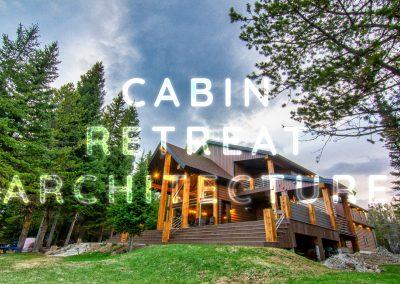 Cabin Retreat Architecture