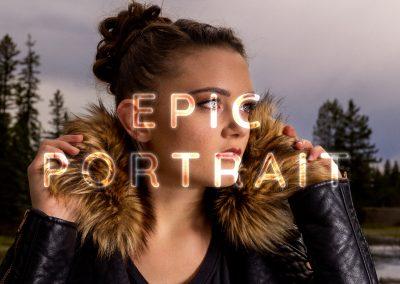 Epic Portrait