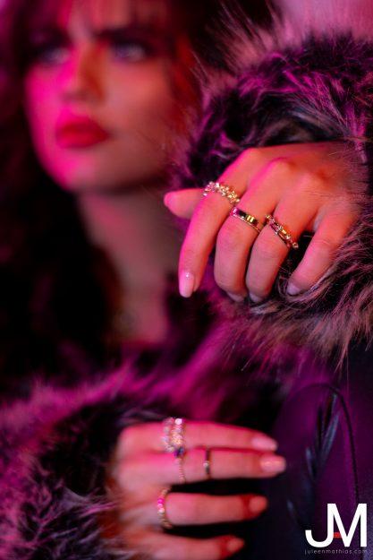 elegant fashion accessories photography