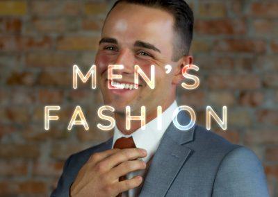 Stunning Men's Fashion Photography