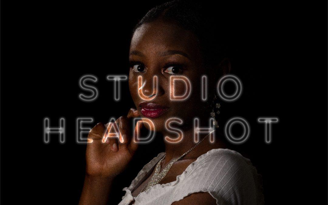 Studio Headshot